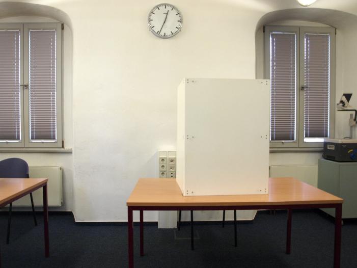 Wahlbeteiligung in Thüringen am Mittag bei 31,2 Prozent