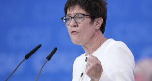 AKK schlägt Nationalen Sicherheitsrat vor 310x165 - AKK schlägt Nationalen Sicherheitsrat vor