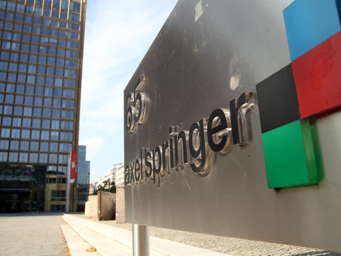 Photo of Axel-Springer-Chef will mehr Mut zur Meinungsäußerung
