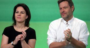 Baerbock und Habeck als Grünen Vorsitzende wiedergewählt 310x165 - Baerbock und Habeck als Grünen-Vorsitzende wiedergewählt