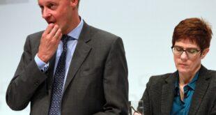 """Bosbach Merz wird CDU Chefin ausdrücklich den Rücken stärken 310x165 - Bosbach: Merz wird CDU-Chefin """"ausdrücklich den Rücken stärken"""""""