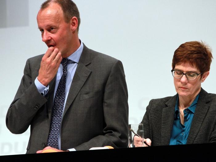 """Bosbach Merz wird CDU Chefin ausdrücklich den Rücken stärken - Bosbach: Merz wird CDU-Chefin """"ausdrücklich den Rücken stärken"""""""