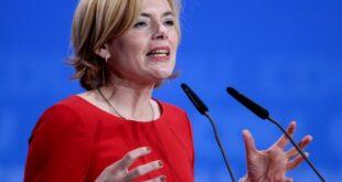 CDU Vizechefin Klöckner gegen Frauenquote für politische Ämter 310x165 - CDU-Vizechefin Klöckner gegen Frauenquote für politische Ämter