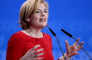 CDU Vizechefin Klöckner gegen Frauenquote für politische Ämter 310x205 - CDU-Vizechefin Klöckner gegen Frauenquote für politische Ämter