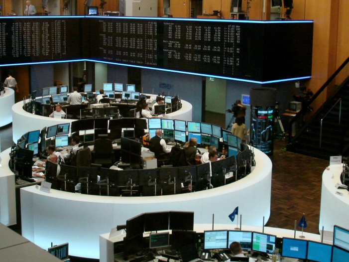 DAX startet niedriger Anleger warten auf Fed Protokolle - DAX startet niedriger - Anleger warten auf Fed-Protokolle