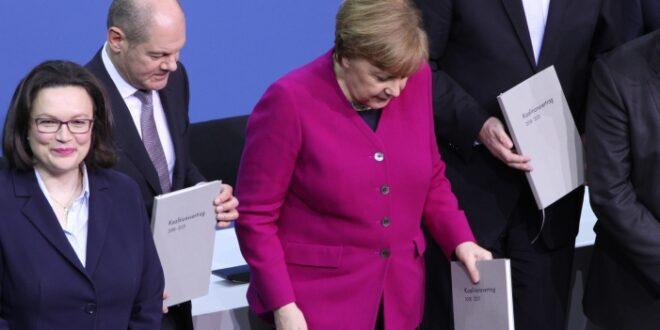 Fast alle Ministerpräsidenten für Fortsetzung der Großen Koalition 660x330 - Fast alle Ministerpräsidenten für Fortsetzung der Großen Koalition