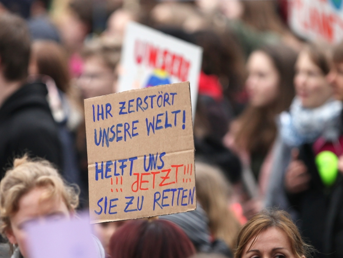 "Photo of ""Fridays for Future"" kritisiert Bauernproteste"