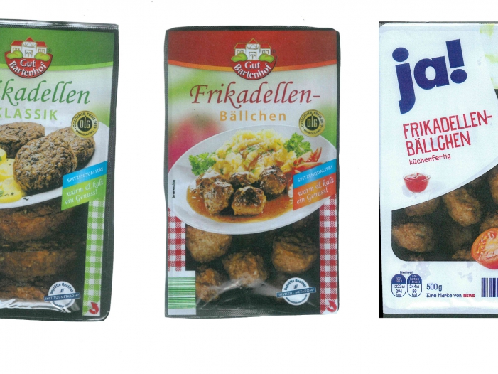 Photo of Frikadellen wegen Listerien zurückgerufen