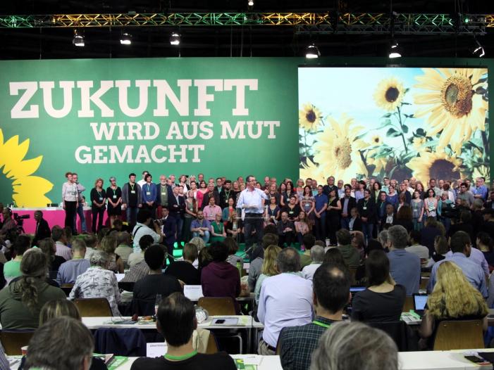 Bild von Grüne planen Sozialoffensive