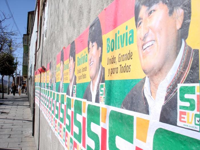 Hardt Bolivien muss zu verfassungsmäßiger Ordnung zurückkehren - Hardt: Bolivien muss zu verfassungsmäßiger Ordnung zurückkehren