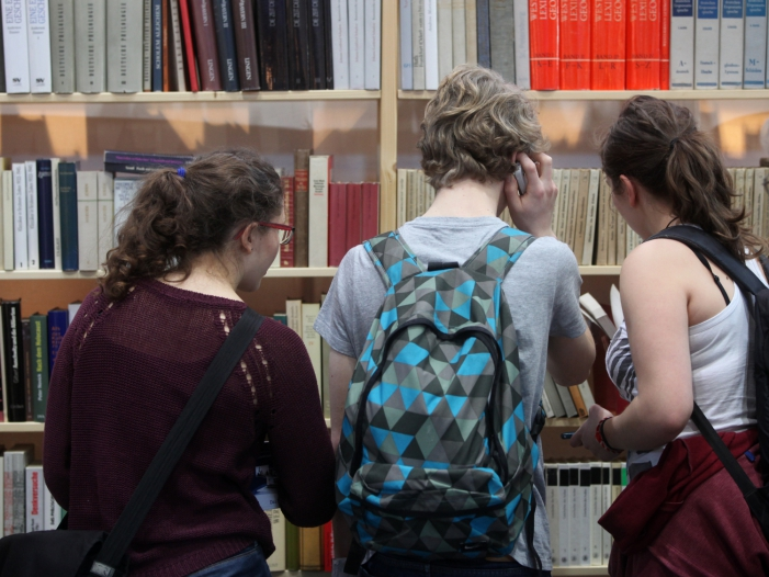 Bild von IW-Studie: Häufiges Lesen begünstigt Schulnoten
