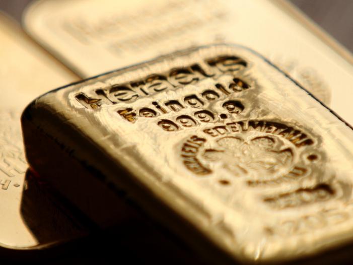 Photo of Kaum Geldwäsche mit Gold