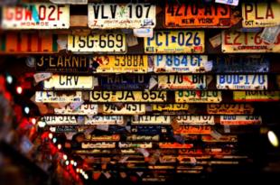 Kfz Kennzeichen 310x205 - Auto an- oder ummelden - so vermeiden Sie unnötige Kosten
