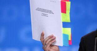 Kramp Karrenbauer gegen Neuverhandlung von Koalitionsvertrag 310x165 - Kramp-Karrenbauer gegen Neuverhandlung von Koalitionsvertrag