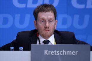 Kretschmer weist Rufe aus AfD und CDU nach Zusammenarbeit zurück 310x205 - Kretschmer weist Rufe aus AfD und CDU nach Zusammenarbeit zurück