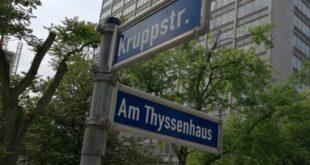 Kundgebung vor Essener Thyssenkrupp Zentrale geplant 310x165 - Kundgebung vor Essener Thyssenkrupp-Zentrale geplant