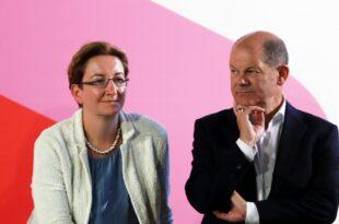 Lambrecht und Oppermann stimmen für Geywitz und Scholz als SPD Chefs 310x205 - Lambrecht und Oppermann stimmen für Geywitz und Scholz als SPD-Chefs