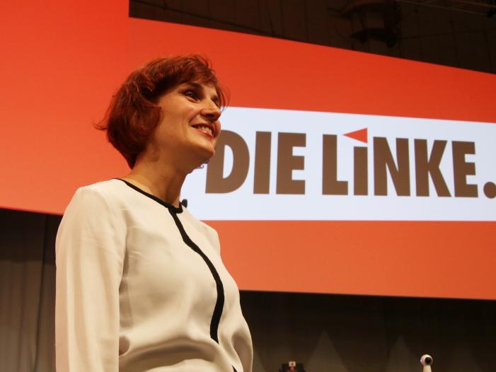 """Photo of Linken-Vorsitzende Kipping ruft Fraktion zur """"Integrationsarbeit"""" auf"""