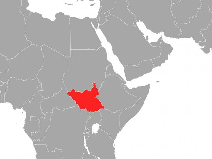 Bild von Maas kündigt weitere Hilfen für Südsudan an