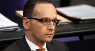 Maas stellt sich in Huawei Frage gegen Merkel 310x165 - Maas stellt sich in Huawei-Frage gegen Merkel
