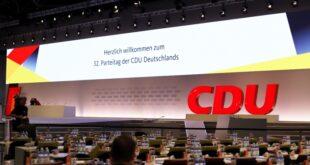 Machtkampf auf CDU Parteitag vorerst abgesagt 310x165 - Machtkampf auf CDU-Parteitag vorerst abgesagt