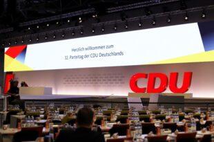 Machtkampf auf CDU Parteitag vorerst abgesagt 310x205 - Machtkampf auf CDU-Parteitag vorerst abgesagt