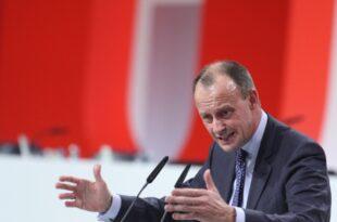 Merz plant Programmrede auf CDU Parteitag 310x205 - Merz plant Programmrede auf CDU-Parteitag