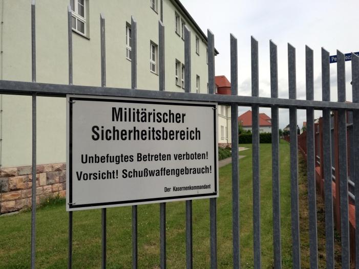 Photo of Munition und Ausrüstung aus Bundeswehr-Kasernen gestohlen