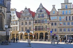 Radverkehr Muenster 310x205 - Münster baut Radverkehr massiv aus