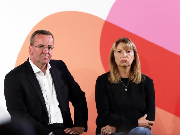 SPD Vorsitz Pistorius und Köpping unterstützen Scholz und Geywitz - SPD-Vorsitz: Pistorius und Köpping unterstützen Scholz und Geywitz