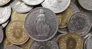 Schweizer Franken 310x165 - Schweizer Privathaushalte verschulden sich häufiger