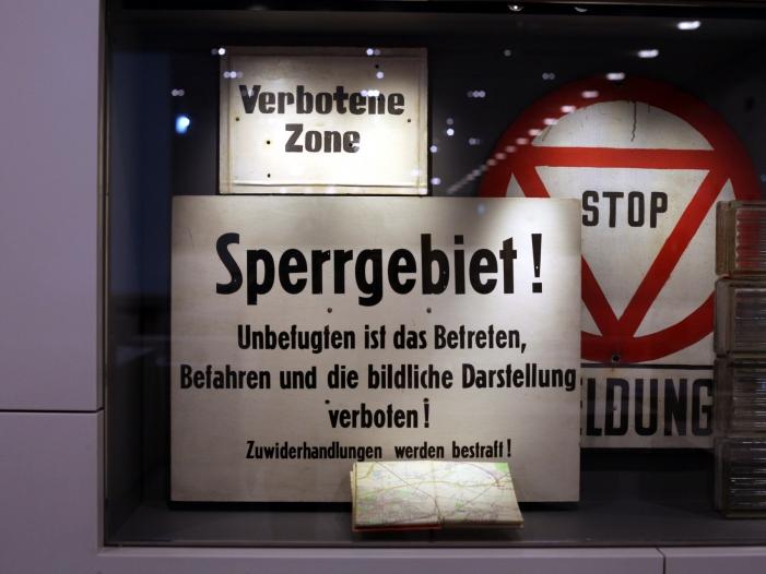 Bild von Teuteberg will keinen Schlussstrich unter DDR-Aufarbeitung ziehen