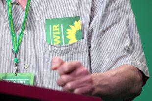 Umfrage Mehrheit für Grünen Kanzlerkandidaten 310x205 - Umfrage: Mehrheit für Grünen-Kanzlerkandidaten