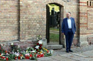 Vorsitzender der Jüdischen Gemeinde Halle sieht Parallelen zu 1938 310x205 - Vorsitzender der Jüdischen Gemeinde Halle sieht Parallelen zu 1938