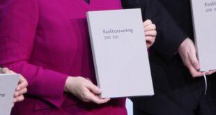 Ziemiak lehnt Nachverhandlungen über Koalitionsvertrag ab 310x165 - Ziemiak lehnt Nachverhandlungen über Koalitionsvertrag ab