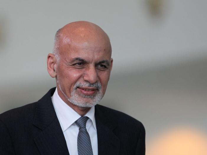 Bild von Afghanistans Präsident Ghani steht vor zweiter Amtszeit
