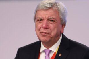 Bouffier warnt SPD Spitzenduo vor überzogenen Forderungen 310x205 - Bouffier warnt SPD-Spitzenduo vor überzogenen Forderungen