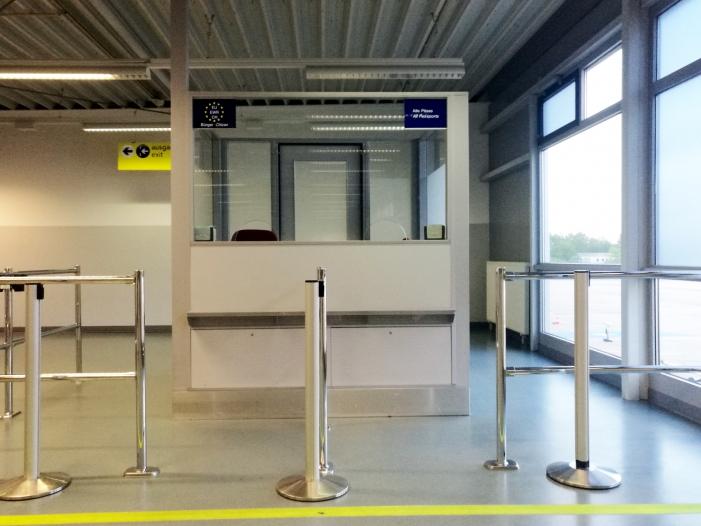 Bundespolizei Mehr illegale Einreisen als Abschiebungen - Bundespolizei: Mehr illegale Einreisen als Abschiebungen