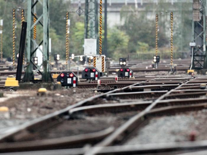 Bundesregierung erwartet Proteste gegen Bahnausbau - Bundesregierung erwartet Proteste gegen Bahnausbau