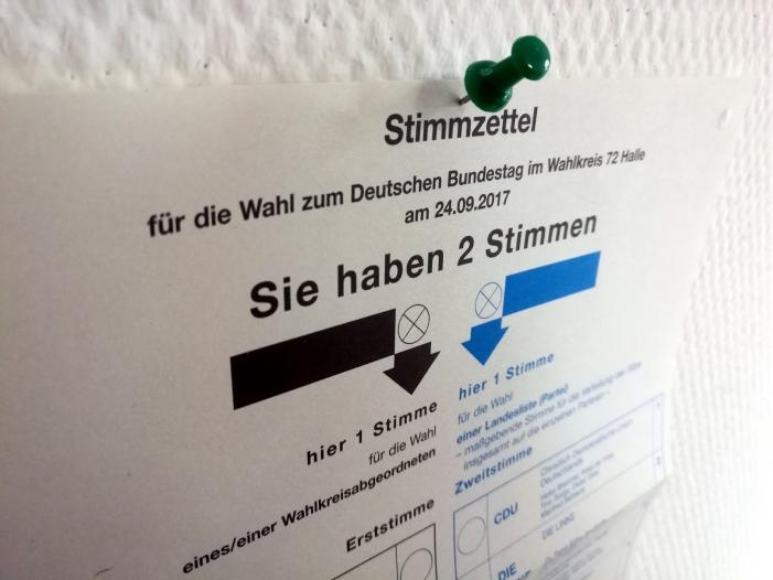Bundestagspräsident drängt auf Einigung bei Wahlrechtsreform