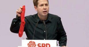 Dämpfer für Kühnert bei SPD Stellvertreterwahl 310x165 - Dämpfer für Kühnert bei SPD-Stellvertreterwahl