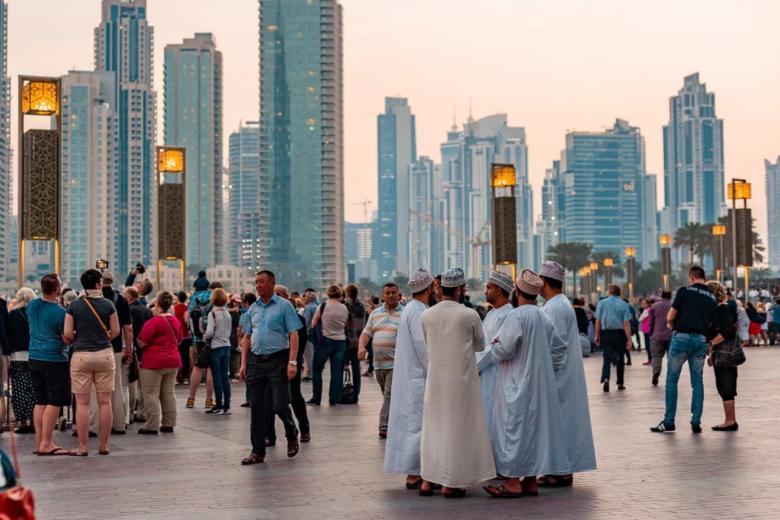 """Dubai City - Dubai – ein Stadt in der es das Wort """"unmöglich"""" nicht gibt"""
