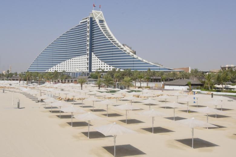 """Dubai Strand - Dubai – ein Stadt in der es das Wort """"unmöglich"""" nicht gibt"""