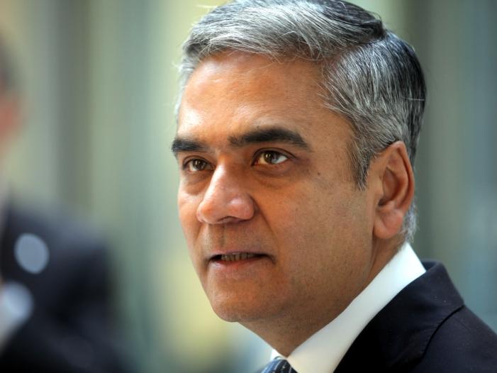 Ex Deutsche Bank Chef Jain äußert sich zur Vergangenheit - Ex-Deutsche-Bank-Chef Jain äußert sich zur Vergangenheit