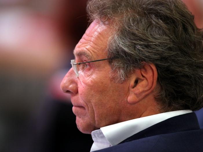 """Ex Linken Chef Ernst hält Fusion mit SPD für wünschenswert - Ex-Linken-Chef Ernst hält Fusion mit SPD für """"wünschenswert"""""""