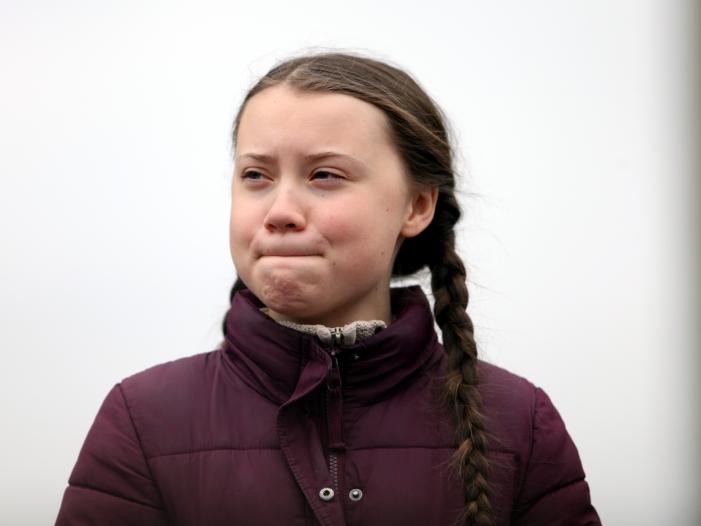 Ex Umweltminister Töpfer wirft Greta Panikmache vor - Ex-Umweltminister Töpfer wirft Greta Panikmache vor