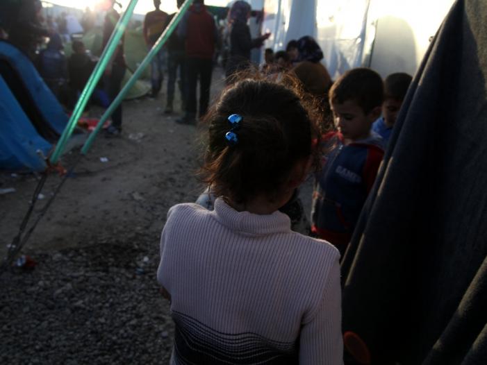 Bild von Flüchtlingskinder: Habeck-Vorschlag löst heftige Kritik aus