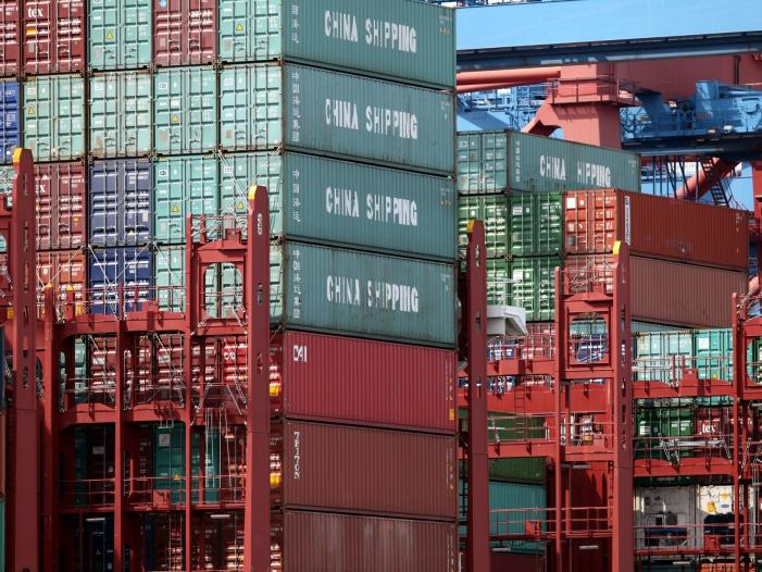 IW-Studie: Europa profitiert bisher von US-Handelskrieg mit China