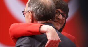 Infratest SPD legt nach Parteitag leicht zu 310x165 - Infratest: SPD legt nach Parteitag leicht zu