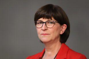 Kündigungs Affäre CDU und FDP setzen Esken unter Druck 310x205 - Kündigungs-Affäre: CDU und FDP setzen Esken unter Druck